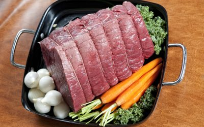 Change…and The Story of the Pot Roast!