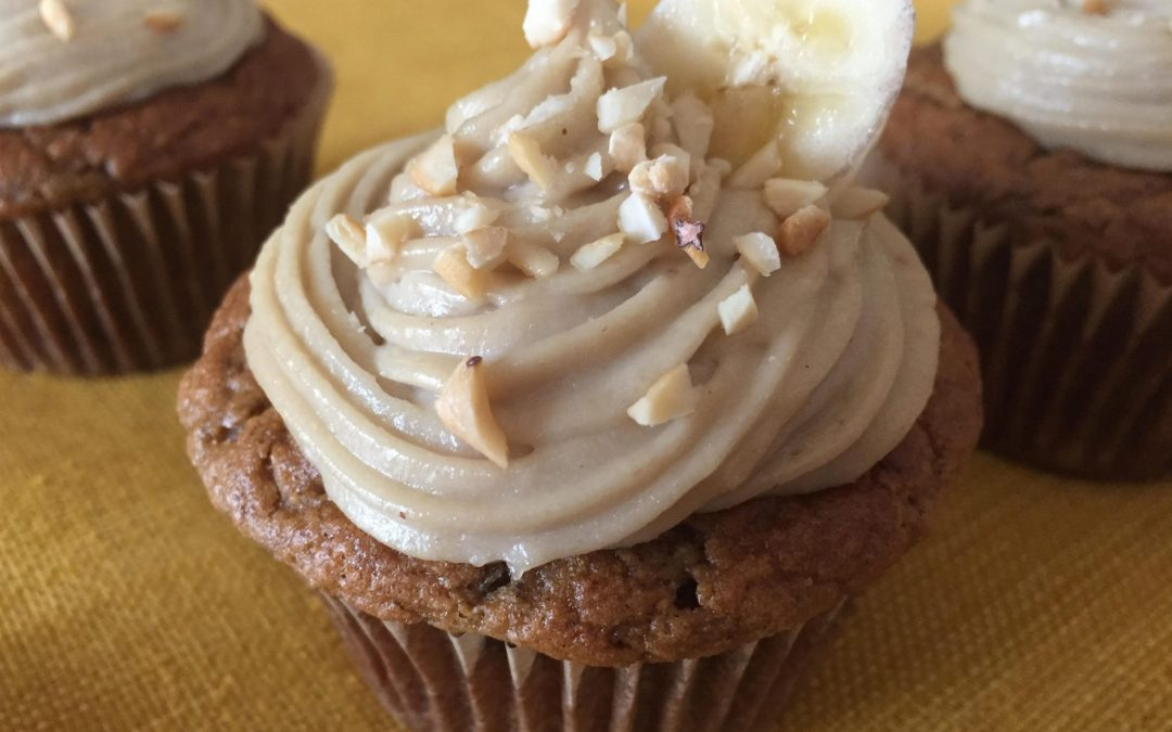 Behold….The Breakfast Cupcake