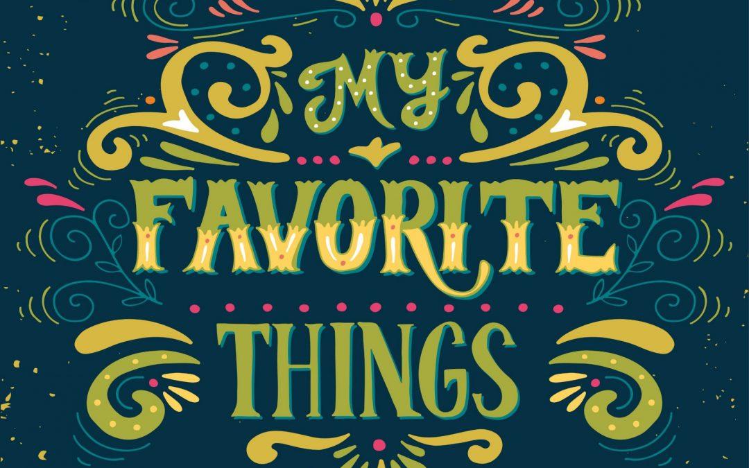 Debbie's Favorite Things 2012