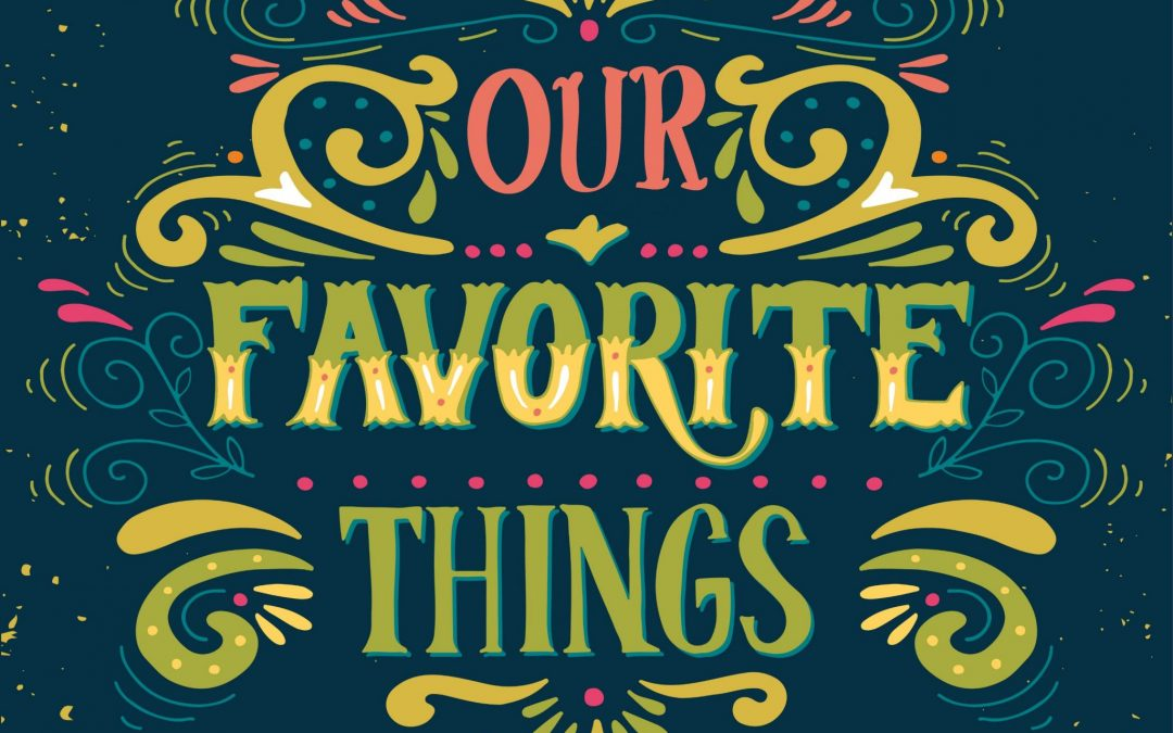 Debbie's & Roy's Favorite Things 2016