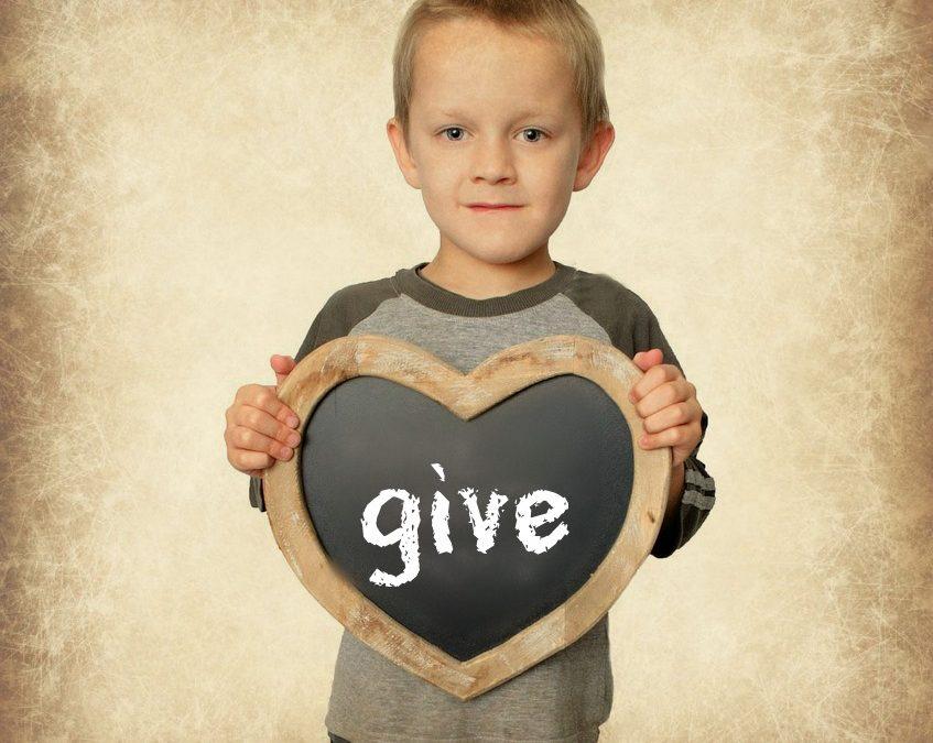 Charitable Children: Part 2 & Video!