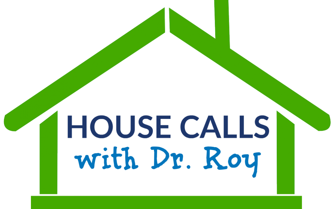 HOUSE CALLS with Dr. Roy: Tips for Putting Eye Drops into Children's Eyes (Video)
