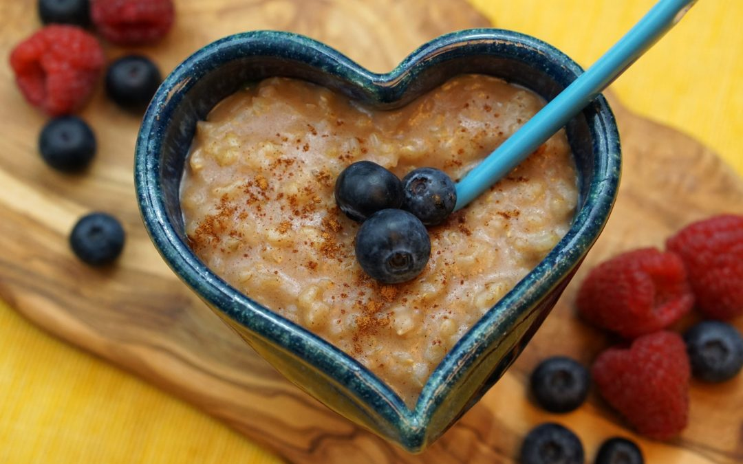 Stove-top Rice Pudding