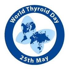 Today is World Thyroid Day