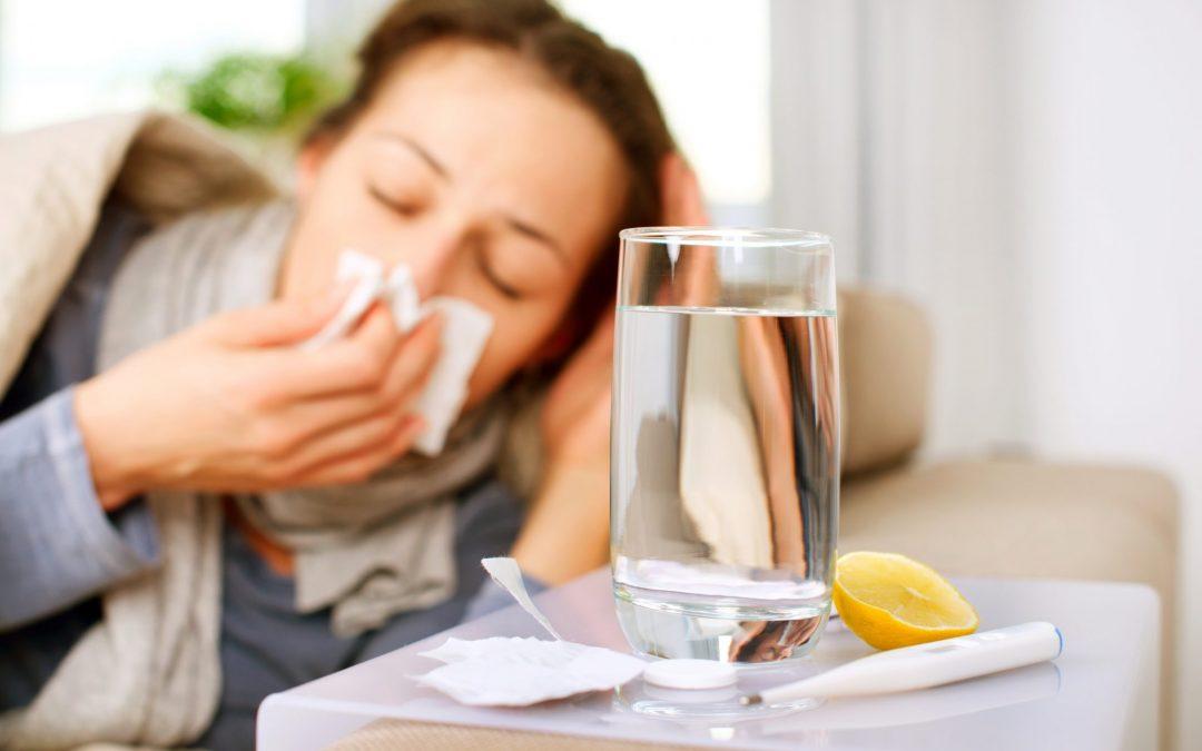 How I Avoided the Flu (3 Times!) & My Flu-Prevention Supplement Regimen