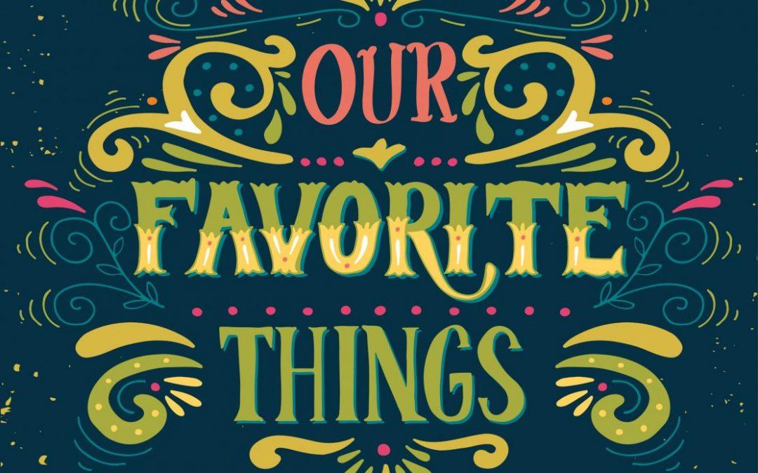 Debbie's & Roy's Favorite Things 2018