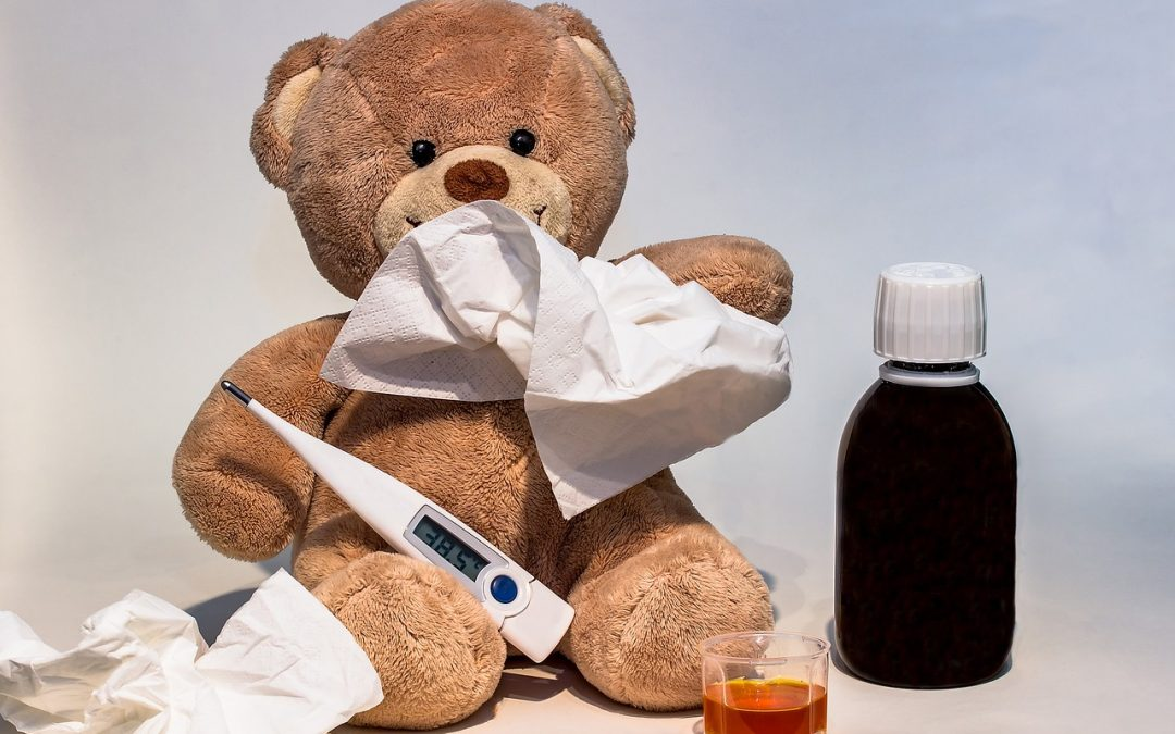 What's Going Around Town: The Flu – Plus Natural Prevention & Treatment for Children
