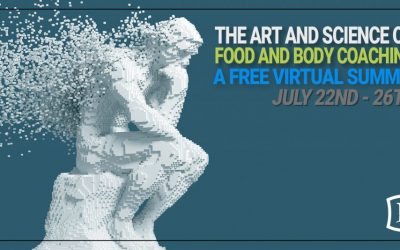 Debbie is a Featured Expert in The Art and Science of Food and Body Coaching Online Summit