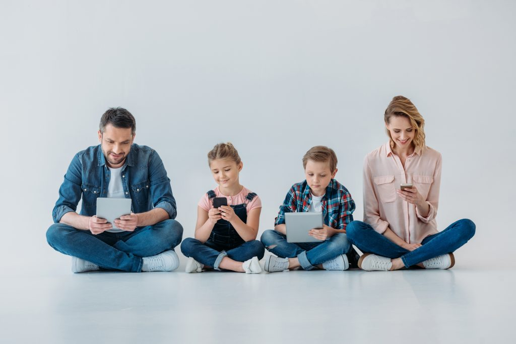 Kids and Digital Media and Devices