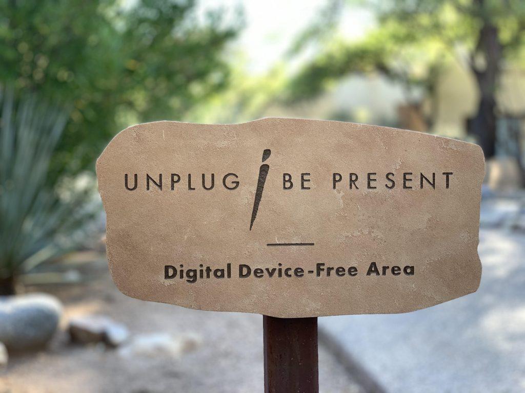 Digital Device Free Area