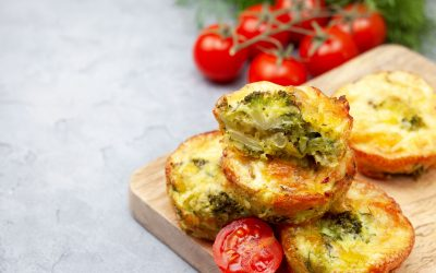 Muffin-Pan Mini Quiche Cups