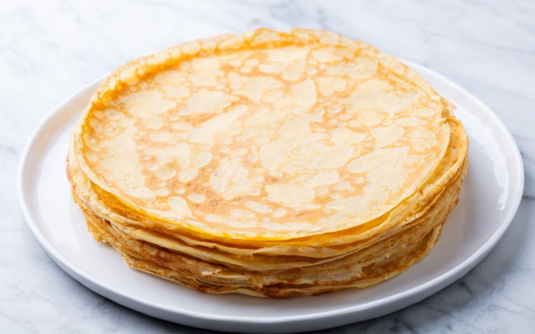 The Ultimate Crepe (Gluten & Dairy Free)