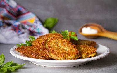 MiMa's Chanukah Latkes (Potato Pancakes)
