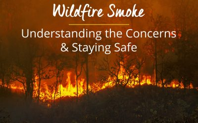 Wildfire Smoke: Understanding the Concerns and Staying Safe